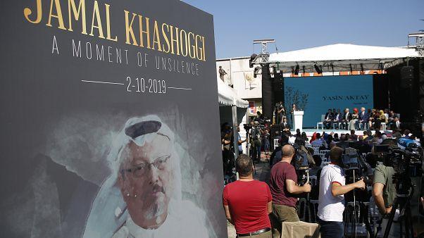 ذكرى اغتيال الصحفي السعودي جمال خاشقجي