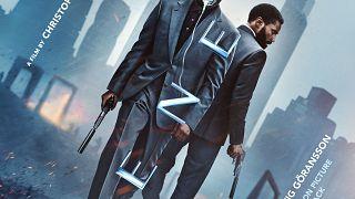 Η αφίσα της ταινίας Τένετ
