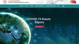 Sağlık Bakanlığı, Covid-19 veri bilgilendirme sayfası