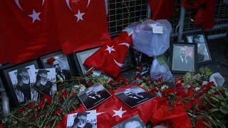 39 people were killed in Reina nightclub as hundreds celebrated New Year's Eve in Istanbul.