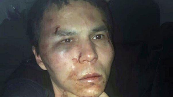 عامل حمله مسلحانه در استانبول