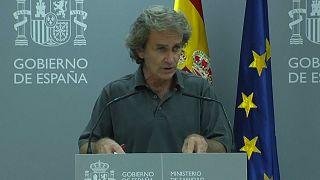 Novos surtos de Covid-19 surgem em várias regiões espanholas