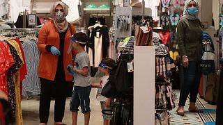 Bağdat'ta bir mağaza