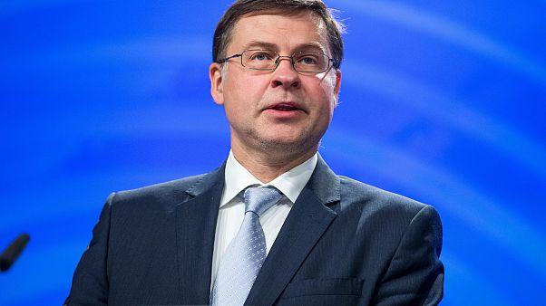 Commission européenne : l'Irlande perd le portefeuille du Commerce confié au Letton Dombrovskis
