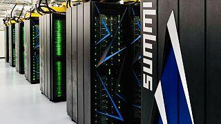 A világ második leggyorsabb szuperszámítógépe