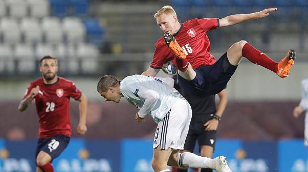 Scotland secured a narrow win in the Nations League against Czech Republic