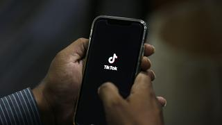 "TikTok say they ""believe it's important that internet platforms are held to account on an issue as crucial"" as online hate."