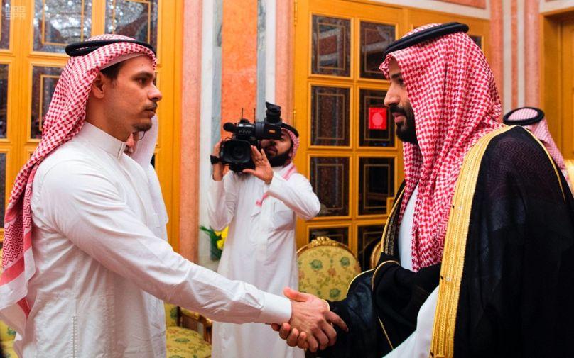 Saudi Press Agency via AP
