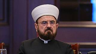 Dünya Müslüman Alimler Birliği Genel Sekreteri Ali Muhyiddin el-Karadaği,