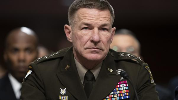 ABD Kara Kuvvetleri Komutanı General James McConville