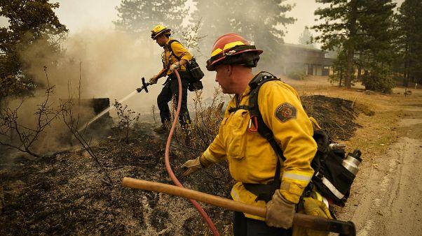 ΗΠΑ: Πυρκαγιές σαρώνουν τις δυτικές ακτές