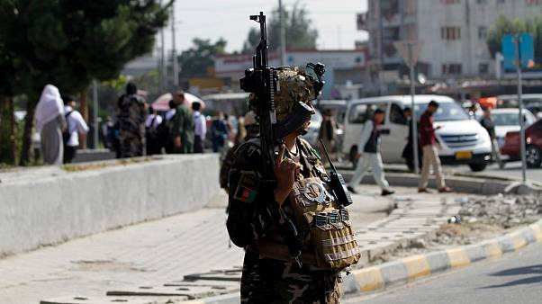 انفجار بمب در کابل