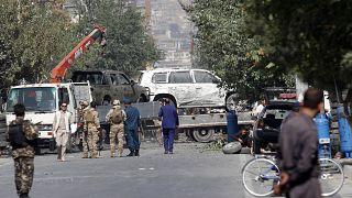 Βομβιστική επίθεση στο κέντρο της Καμπούλ με στόχο τον αντιπρόεδρο της κυβέρνησης