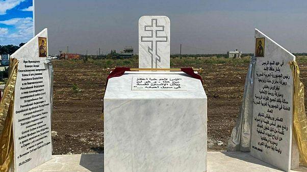 Ayasofya caminin bir replikası Suriye'de yapılacak.