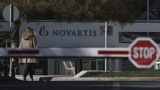 Bureaux de Novartis, Grèce.