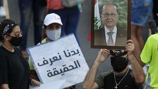 لبنانيون يطالبون بمعرفة مصير المساعدات الغذائية عبر منصات التواصل الإجتماعي
