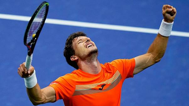 پابلو کارنیو، تنیس باز اسپانیایی