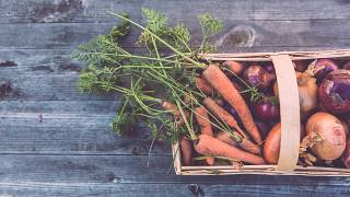 Demand for vegetables such as carrots has skyrocketed