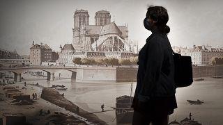 Notre Dame protagoniza la reapertura de la cripta de la Isla de la Cité