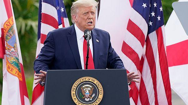 ABD Başkanı Trump Nobel Barış Ödülü'ne aday gösterildi