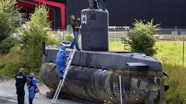 Das U-Boot des Grauens (ARCHIV)