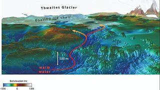 A Thwaites-gleccser