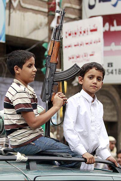 MOHAMMED HUWAIS/AFP