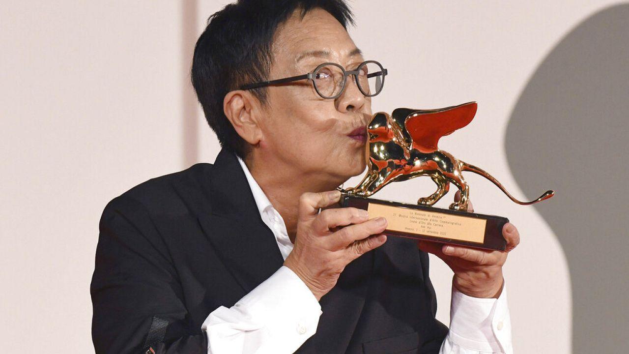 Ann Hui hongkongi rendező életműdíjat kapott a Velencei Filmfesztiválon