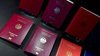 Almanya pasaportu