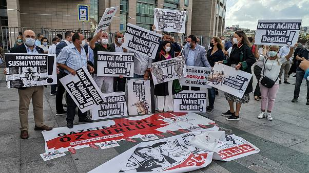 Milli İstihbarat Teşkilatı (MİT) mensuplarının ifşa edilmesi davasında tahliye kararı