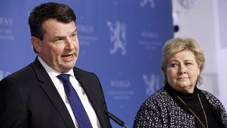 norvec eski adalet bakaninin esi saldiri duzenlemek ve baskasi yapmis gibi gostermekle suclaniyor euronews