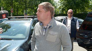 Danimarkalı aşırı sağcı, İslam karşıtı Stram Kurs Partisi lideri Rasmus Paludan