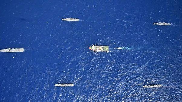 Эскалация напряженности в Восточном Средиземноморье - главная тема саммита MED7