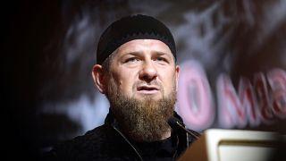 Çeçenistan Devlet Başkanı Ramazan Kadirov