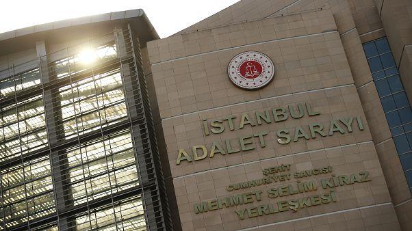 ساختمان دادگستری استانبول