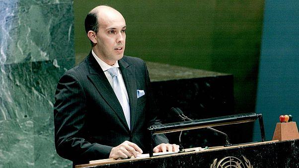 سفير تونس في الأمم المتحدة المستقيل قيس قبطني