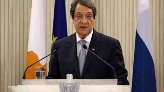 Kıbrıs Rum Yönetimi lideri Nikos Anastasiades