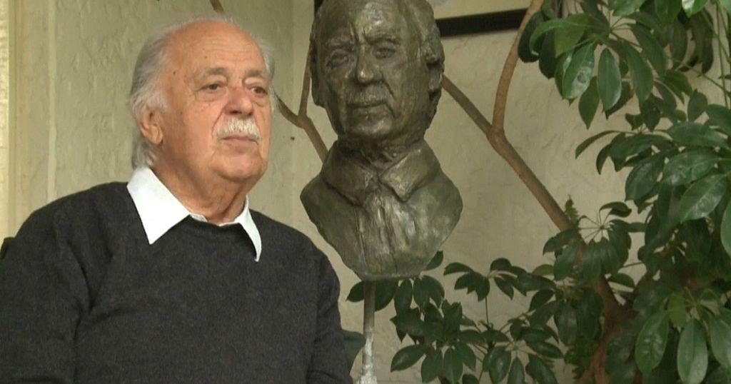 George Bizos, Mandela's treason trial lawyer, dies at 92