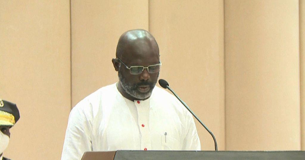 Liberia's Weah urges tougher measures  to curb 'rape epidemic'