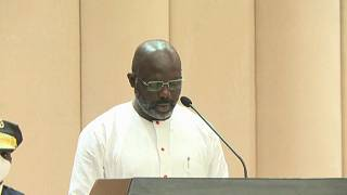 Liberia's Weah urges tougher measures  to curb 'rape epidemic'