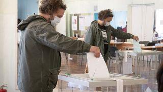 В России стартовали региональные выборы