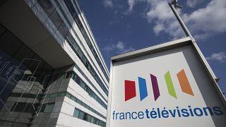 التلفزيون العمومي الفرنسي
