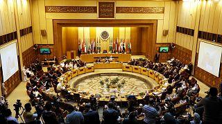 Arap Ligi toplantısı