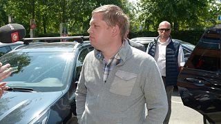 Danimarkalı ırkçı parti Stram Kurs'un lideri Rasmus Paludan