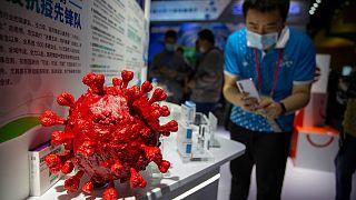 تكثيف التجارب على اللقاحات بعد ستة أشهر على تصنيف كوفيد-19 وباء