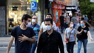 Ankara'da Covid-19 vakaları son günlerde yükselişte