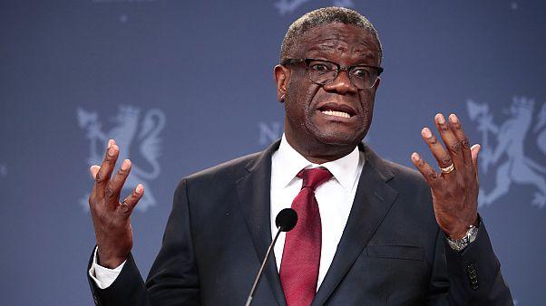 Denis Mukwege en 2018