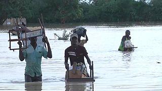 """Inondations au Niger : """"C'est un vrai désastre, nous avons besoin d'une aide d'urgence"""""""
