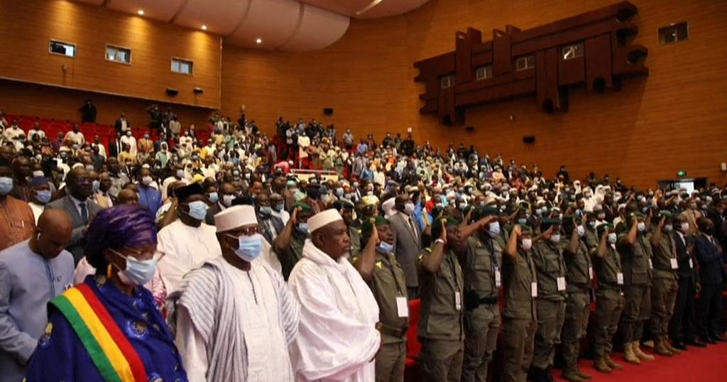 Mali Junta Launches 'Consultation' Amid Handover Pressure