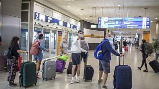 Αεροδρόμιο Αθηνών Ελ. Βενιζέλος